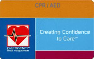 EFRのライセンスカード