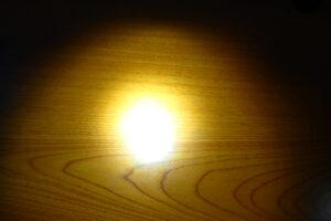DL30の照射角